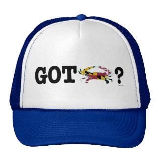Got Maryland Crabs Hat