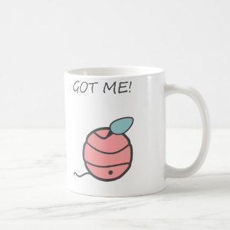 Got me _ pregnant mug
