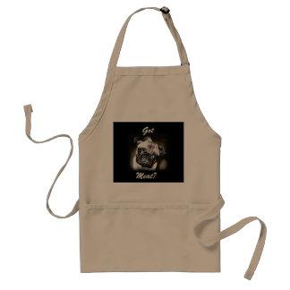 got meat pug-face standard apron