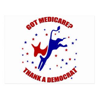 Got Medicare? #2 Postcard