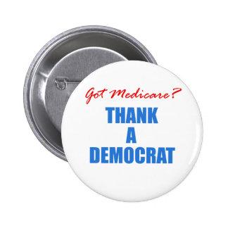 Got Medicare? 6 Cm Round Badge