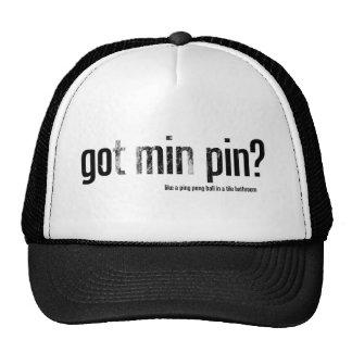Got Min Pin? Trucker Hats