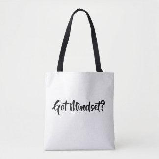 Got Mindset...coaching Tote Bag