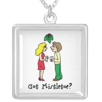 Got Mistletoe Holiday Jewelry