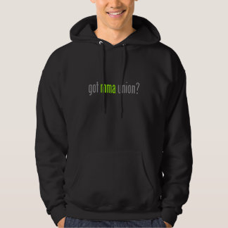 Got MMA Union? for Mixed Martial Arts Fighters, v2 Hoody