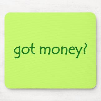 got money? Mousepad