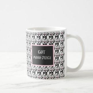 Got Moo Juice – Cute Cartoon Cows Basic White Mug