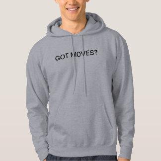 GOT MOVES? HOODIE II