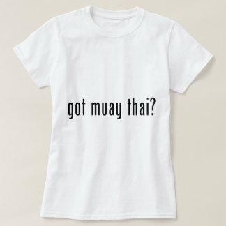 got muay thai? T-Shirt