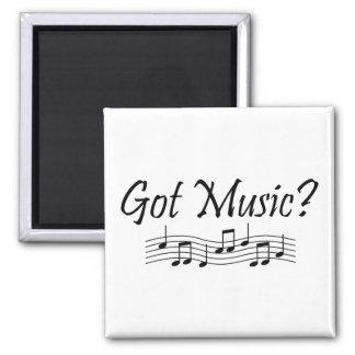 Got Music? (Notes 1) Fridge Magnet