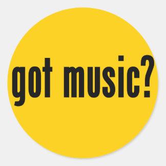 got music? stickers