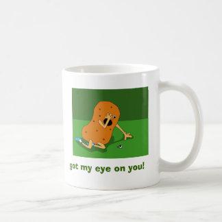 Got My Eye On You Potato mug