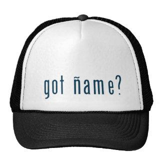 got ñame cap