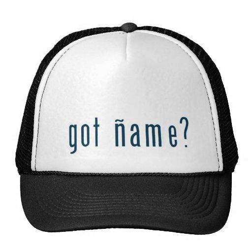 got ñame hat