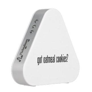 got oatmeal cookies