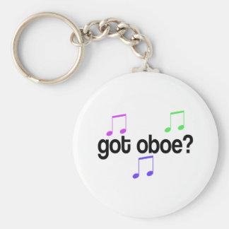 Got Oboe Keychain