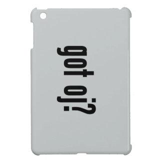 got oj? iPad mini cases