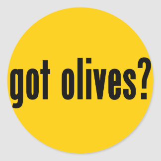 got olives? stickers