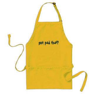 GOT PAD THAI? apron