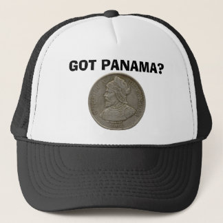 GOT PANAMA? Coin Hat