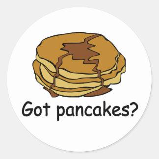 Got Pancakes? Sticker