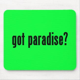 got paradise mouse pads