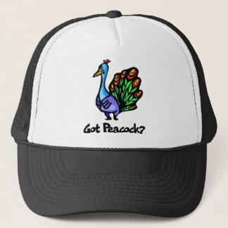 Got Peacock Trucker Hat