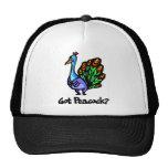 Got Peacock Trucker Hats