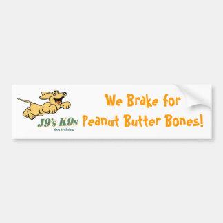 Got Peanut Butter? Bumper Sticker