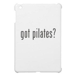 got pilates iPad mini cases