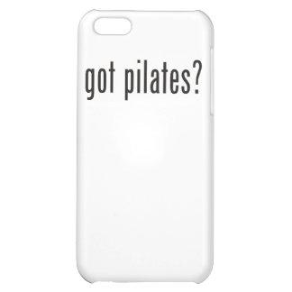 got pilates iPhone 5C case
