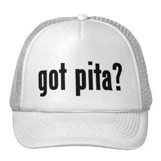 got pita? trucker hat