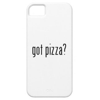 got pizza? iPhone 5 cover
