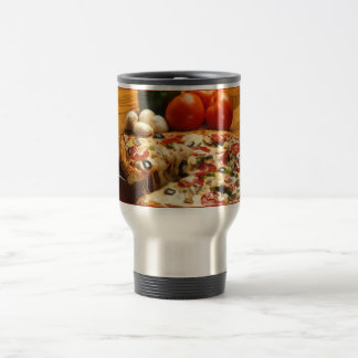 Got Pizza? travel mug