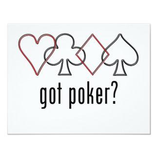 got poker? card
