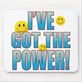 Got Power Life B Mouse Pad