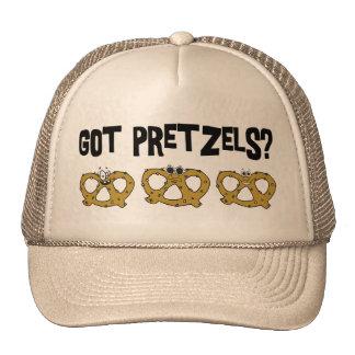 Got Pretzels? Mesh Hat