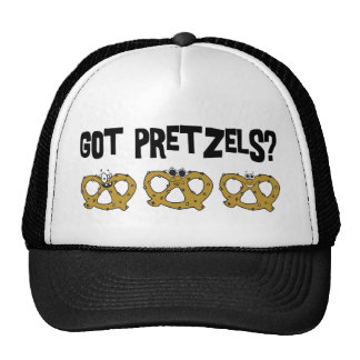 Got Pretzels Mesh Hats