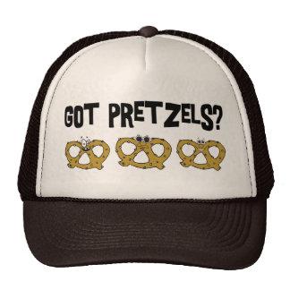 Got Pretzels Trucker Hats