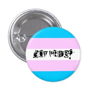 Got Pride? Transgender Pride Button 1 Inch Round Button