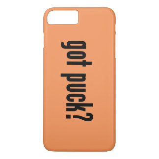 got puck? iPhone 7 plus case