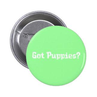 Got Puppies Gifts 6 Cm Round Badge