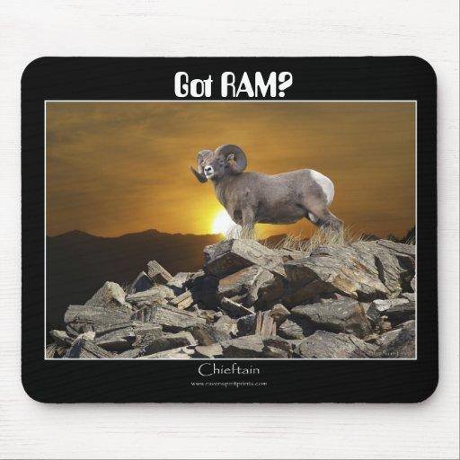Got RAM? Mousepad