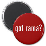 got rama? refrigerator magnet