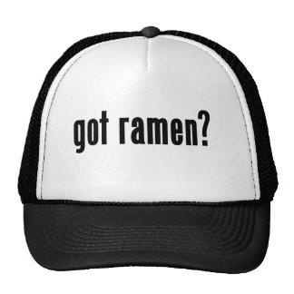 got ramen? trucker hats