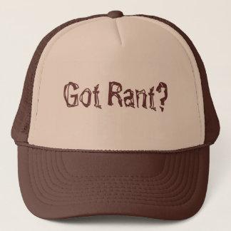 Got Rant? Trucker Hat