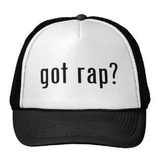 got rap? cap