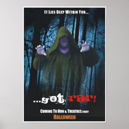 """Got Rar! Poster 20"""" x 28"""""""