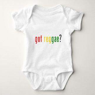 got reggae? baby bodysuit