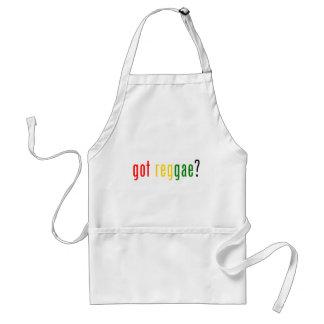 got reggae? standard apron